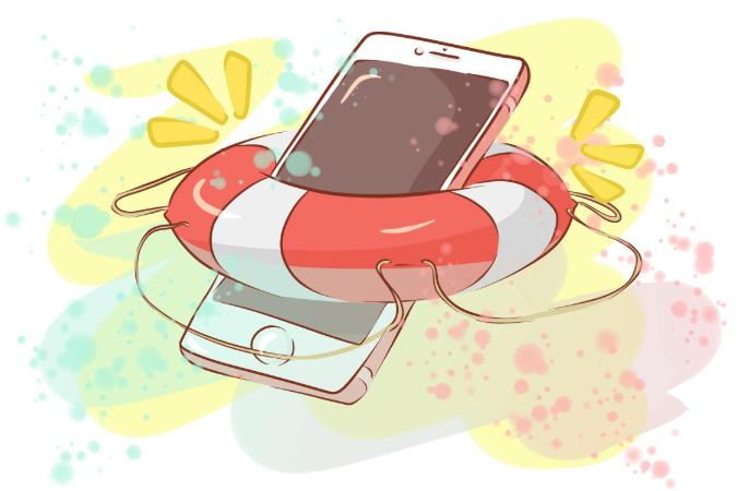 hur fixar man en vattenskadad mobil