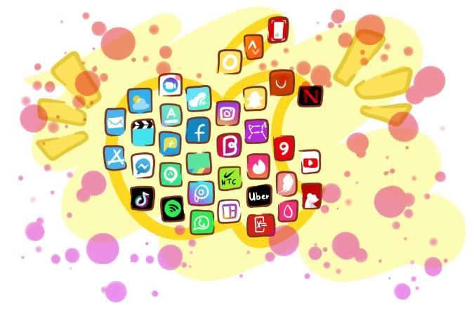 hur installerar man appar i iphone