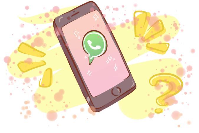 hur installerar man whatsapp pa iphone