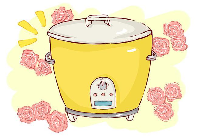 Hur man kokar ris i en riskokare