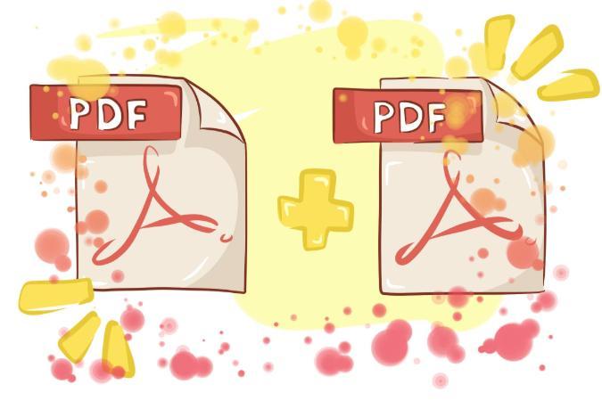 hur sammanfogar man pdf filer