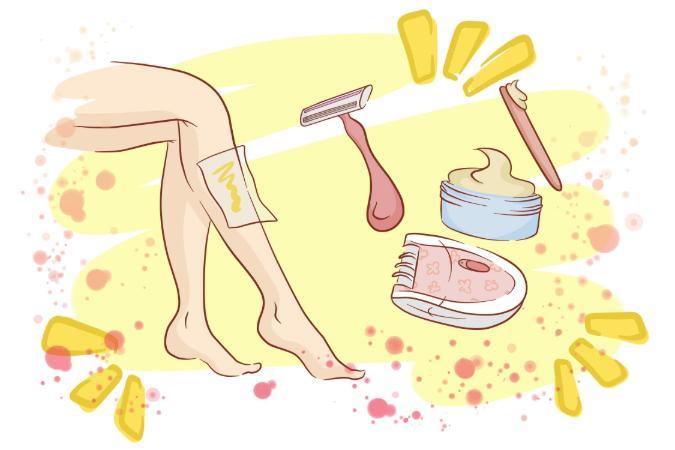 hur tar man bort invuxna harstran